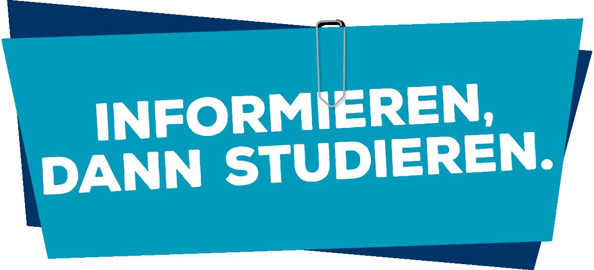 Veranstaltungen der FAU für Studieninteressierte