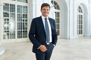 Prof. Dr. Joachim Hornegger, Präsident der Friedrich-Alexander-Universität Erlangen-Nürnberg